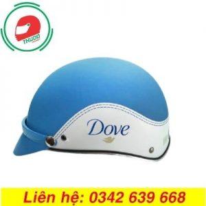 Mũ Bảo Hiểm Quảng Cáo Cho Thương Hiệu Dove