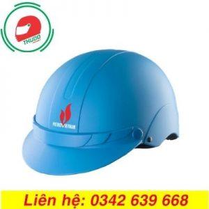 Mũ bảo hiểm quảng cáo cho công ty dầu khí