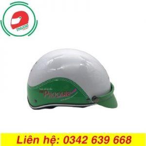 Mũ Bảo Hiểm Quảng Cáo Cho Thương Hiệu Dong Do Pharma