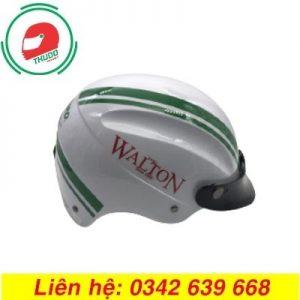 Mũ Bảo Hiểm Quảng Cáo Cho Thương Hiệu WALTON giá rẻ