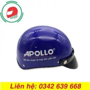 Mũ Bảo Hiểm Quảng Cáo Cho Thương Hiệu APOLLO giá rẻ
