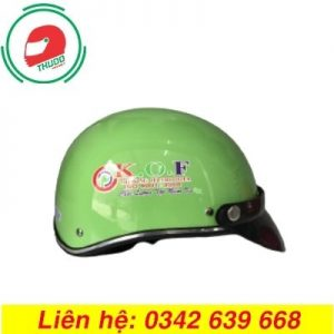 Mũ bảo hiểm quảng cáo thương hiệu K.O.F đẹp