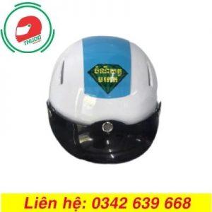 Mũ bảo hiểm quảng cáo thương hiệu Thailand