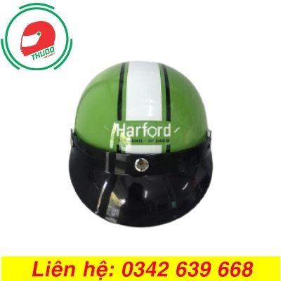 Mũ bảo hiểm quảng cáo thương hiệu Harford