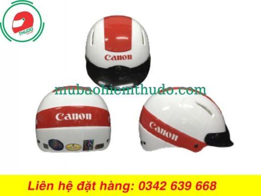 Mũ Bảo Hiểm Cho Nhân Viên Công Ty Canon giá rẻ