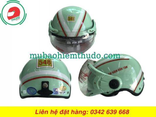 Mũ Bảo Hiểm Quảng Cáo Thương Hiệu 548 đẹp