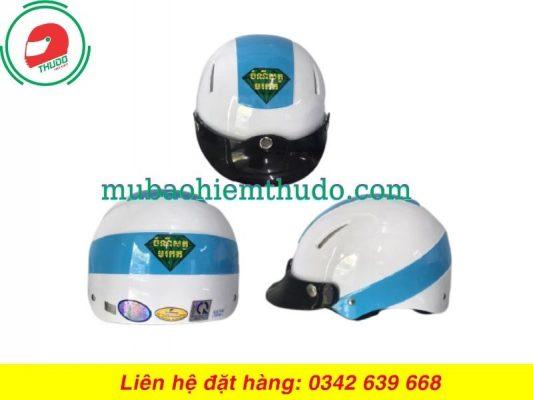 Mũ bảo hiểm quảng cáo thương hiệu Thailand đẹp